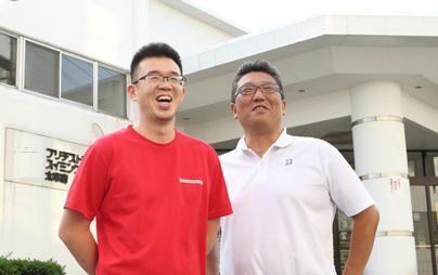 【ブリヂストンの師匠と弟子】水球や水泳のコーチとして国際大会で勝てる日本代表を育て、スイミングスクールを活気づける熱い絆