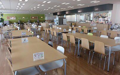 【ブリヂストン紹介】朝から夜までブリヂストン社員の健康と元気を支える社員食堂!!