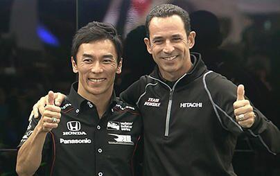 【東京モーターショー2017 佐藤琢磨スペシャルトーク:後編】佐藤琢磨×エリオ・カストロネベス 世界最高峰の自動車レース、インディ500に懸けるトップレーサーの想い