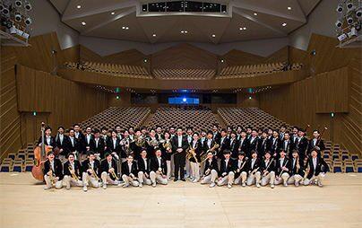 <長野で初公演>ブリヂストン吹奏楽団久留米が今年も「ウィンドシンフォニーオーケストラ meets オリンピックコンサート」で演奏