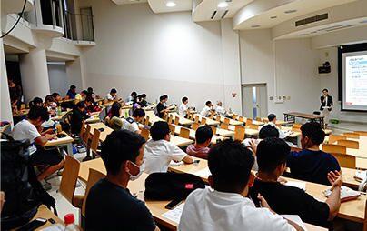 様々な企業活動をご紹介するブリヂストン冠講座@静岡産業大学 ~会社経営から技術開発・お客様対応のコツからSDGsまで~