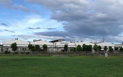サガン鳥栖の本拠地として最近注目の都市!佐賀県鳥栖市にあるブリヂストン鳥栖工場をご紹介します!