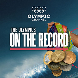 THE OLYMPICSON THE RECORDS