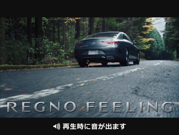 レグノ REGNO FEELING篇