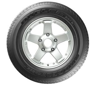 SUV用低燃費タイヤ※1「DUELER H/...